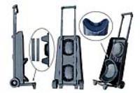 供应箱包配件 手机夹 指南针 拉杆 行李车 插扣 EVA密码锁