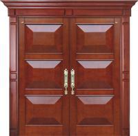 Хунань Бо-литровый Набор деревянных дверей национально сознательных дилеров присоединиться к