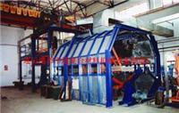 玻璃钢管道连续缠绕机
