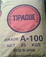 Supply Titanium Dioxide A100 Ishihara