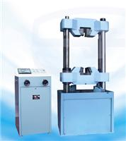 Supply of the WES-600D electro-hydraulic universal testing machine