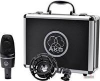 供應AKG愛科技 大振膜錄音棚話筒C3000電容話筒 公司**