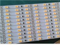 供应6MM宽超薄灯箱灯条,5630超亮展柜灯条,5630珠宝柜台专用灯条