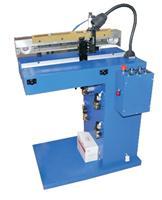 大朗精焊機械銀觸點水平送線自動焊接機銷售