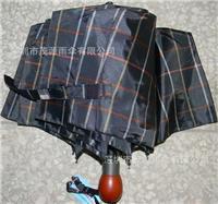 21寸三折主动伞-消费加工8K晴雨伞-深圳雨伞生产厂家接OEM加工伞