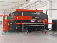 Precision sheet metal processing