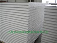 Hunan partition sandwich panels, glass magnesium fire aging rock wool board, color steel plate Hunan magnesite
