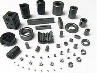 供應鎳鋅抗干擾磁/環黃百環 /鐵硅鋁綠環/功率型磁環/鐵氧體磁環等磁性材料.廠家規格齊全!