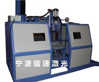Plasma powder surfacing machine valves