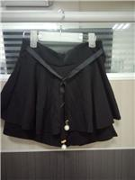 十三行夏季韓版女裝短裙批發時尚蓬蓬迷你短裙批發
