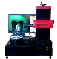 北京德銘納BT-560E刀具檢測儀鉆頭銑刀測量設備鉆尖角測量儀前后角測量