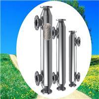 供應北京不銹鋼蒸汽換熱器|壓縮機換熱器|螺旋螺紋管式換熱器