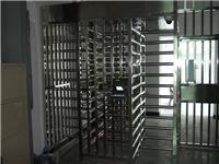 監獄*不銹鋼全高轉閘十字全高閘全高旋轉柵欄門三輥閘