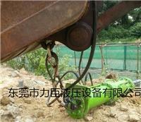 石材行业高效无爆破开采机械