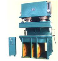 Machoire machine de vulcanisation