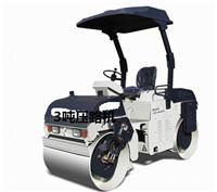 較新3.5噸單鋼輪振動壓路機 座駕式輪胎廠家**才是較**格