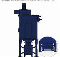 三相大风量工业吸尘机工业集尘器脉冲反吹型工厂专用厂家批发