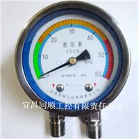 粗水過濾器用差壓表