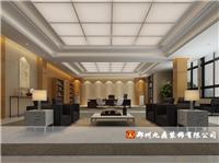 郑州办公室装修使用墙纸有哪些优点