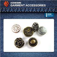 浩作商标提供具有口碑的服装辅料产品 广西服装辅料厂