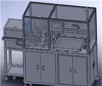 風扇磁芯組裝設備