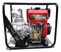 庫茲10寸柴油污水泵KZ100DP-W