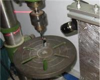 三維廓型傳感器應用—刀具偏心振動測試測試系統