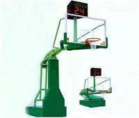 求购岑溪哪里有电动液压篮球架卖 广西物超所值电动液压篮球架供应