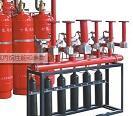 供應** 管網式七氟丙烷自動滅火系統 電磁閥驅動裝置 瓶組