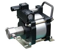 Factory direct gas-liquid booster G series double acting pump high-pressure pump test pump