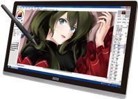 供应台湾ACCU 22寸专业液晶数位屏手绘屏绘图屏 绘图创作设计液晶显示器