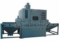 输送式自动喷砂机 全自动喷砂机 平板喷砂机
