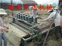 山東生產草簾編織機 農作物秸稈編織機 多用途編織機廠