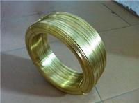 半圆1*3MM黄铜线