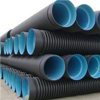 供青海钢带增强PE螺旋波纹管和西宁钢带管