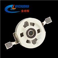 厂家热销1W小圆杯大功率LED支架手电筒专用LED支架深圳厂家直销