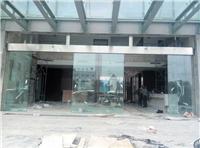 玻璃工程装饰装修,玻璃门,感应门出售安装,感应门价格