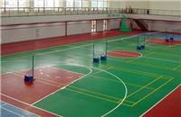 安徽【塑胶跑道、硅PU塑胶篮球场、PVC运动地板】施工及报价