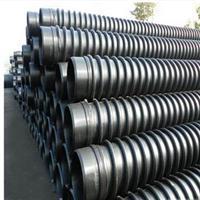 供银川塑料缠绕管和宁夏钢带缠绕管厂家