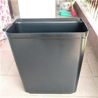 厂家直销防静电带盖60升垃圾桶|防静电垃圾箱| 防静电塑胶桶。