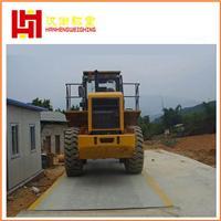 杭州100噸汽車衡廠家 100t汽車地磅秤價格