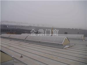 屋顶采光排烟天窗供应,屋顶采光排烟天窗厂家,金鼎门窗