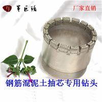 重庆指定抽芯钻头150芽巨头金刚石钻头