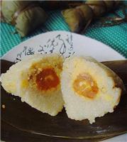 咸蛋黄粽子专用原材料 色诱味香