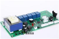 电容式触摸控制电路板 空气净化器控制板 智能按键线路板厂家