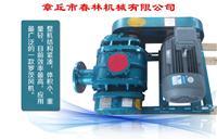 煙臺水庫養殖*羅茨增氧泵春林牌羅茨鼓風機