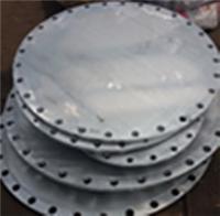 供应镀锌盲板 碳钢镀锌盲板法兰盖