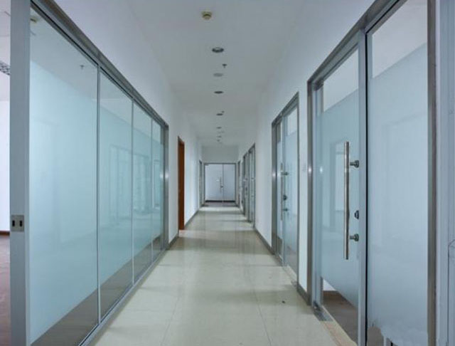 办公室隔断,芜湖办公室百叶隔断,芜湖永跃金属材料加工有限公司