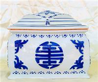 深圳殡葬品陶瓷骨灰盒,陶瓷棺材批发,迁坟骨灰盒定做