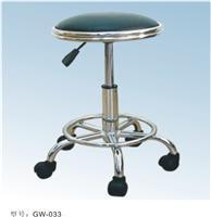 宏利高厂家供应 防静电带轮子360旋转椅子